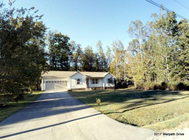 3217 Warpath Drive, Crossville, TN 38572 (#1020365) :: Realty Executives Associates