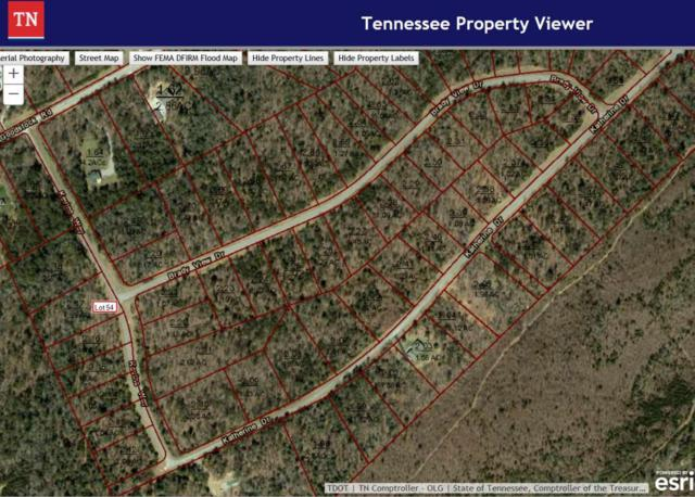 Lot # 54 Kevins Way, Crossville, TN 38555 (#1021458) :: Shannon Foster Boline Group