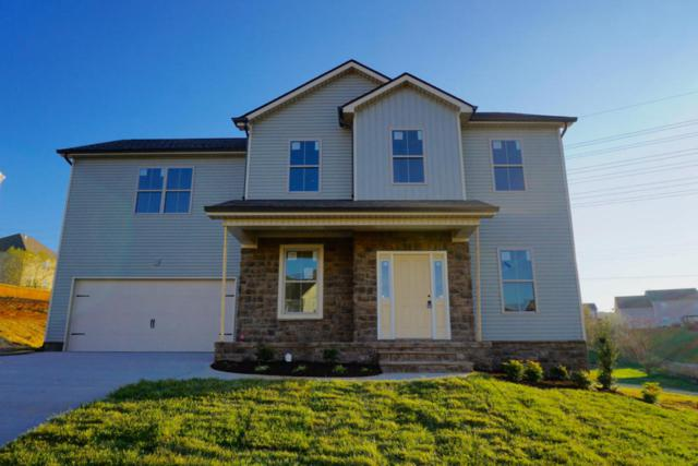 1027 Carter Ridge Drive, Knoxville, TN 37924 (#1022798) :: Coldwell Banker Wallace & Wallace, Realtors