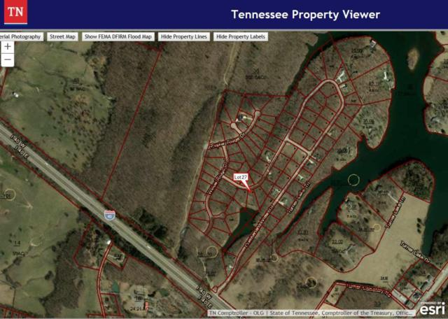 27 Cumberland View Drive, Crossville, TN 38571 (#1023320) :: Realty Executives Associates