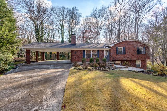 223 Early Drive, Powell, TN 37849 (#1024382) :: Billy Houston Group