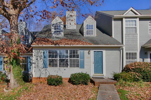 804 Olde Pioneer Tr #143, Knoxville, TN 37923 (#1024687) :: Billy Houston Group