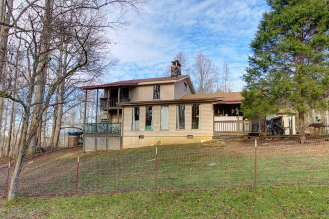 5432 Otto Williams Rd, Cosby, TN 37722 (#1025218) :: SMOKY's Real Estate LLC