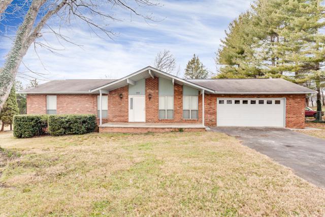 515 Timberline Drive, Seymour, TN 37865 (#1025268) :: SMOKY's Real Estate LLC