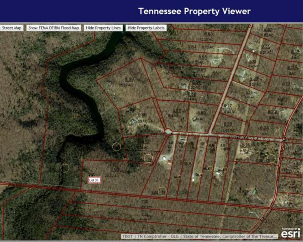 05 High Flats Rd, Monterey, TN 38574 (#1026314) :: Billy Houston Group