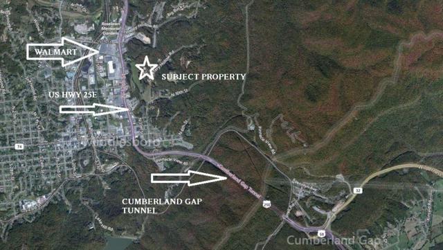 North 10th Street, Middlesboro, KY 40965 (#1027136) :: SMOKY's Real Estate LLC