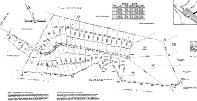 Dripping Springs Rd, Crossville, TN 38571 (#1027180) :: Billy Houston Group