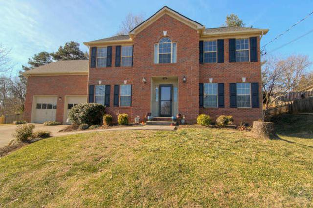 1021 Turnberry Drive, Knoxville, TN 37923 (#1027617) :: Billy Houston Group