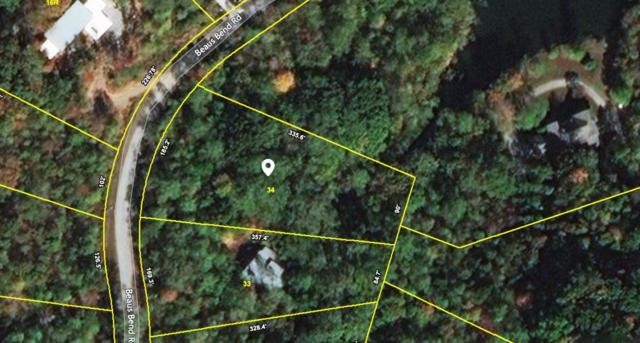 Lot 34 Beaus Bend Rd, Louisville, TN 37777 (#1027859) :: Billy Houston Group