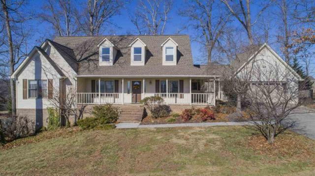 1140 Country Club Rd, Dandridge, TN 37725 (#1027878) :: Billy Houston Group