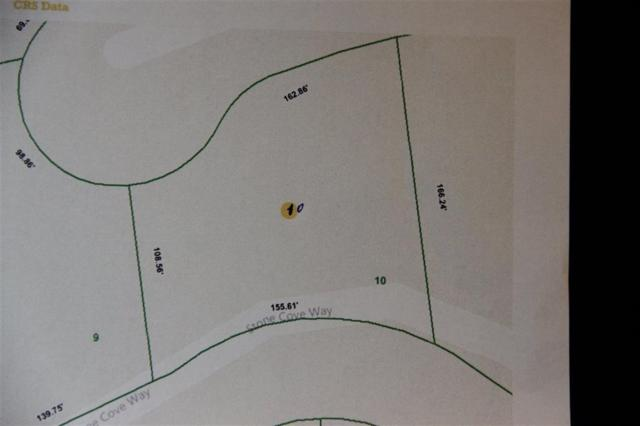 Lot #10 Stone Cove Way, Dandridge, TN 37725 (#1030416) :: Shannon Foster Boline Group