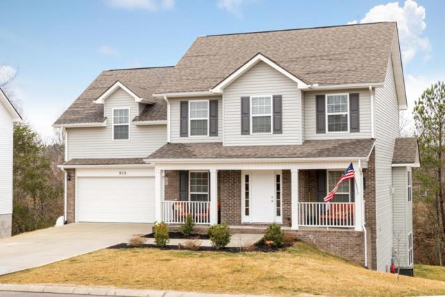 923 Thunder Creek Drive, Maryville, TN 37801 (#1030552) :: Shannon Foster Boline Group