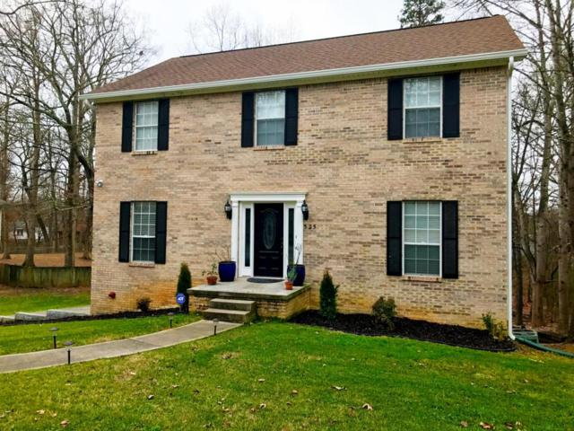 525 Banbury Rd, Knoxville, TN 37934 (#1030881) :: Shannon Foster Boline Group