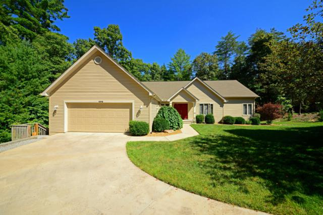 203 Forest View Drive, Fairfield Glade, TN 38558 (#1033498) :: Shannon Foster Boline Group