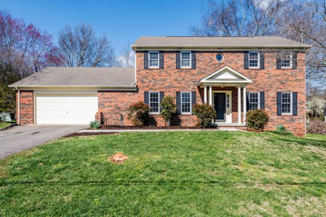 9111 Montague Drive, Knoxville, TN 37923 (#1033973) :: Billy Houston Group