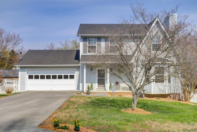 8813 Quails Bend Lane, Knoxville, TN 37923 (#1034066) :: Billy Houston Group