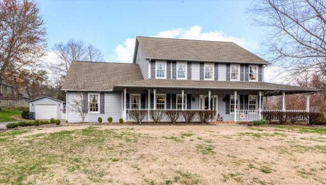717 Oxford Hills Drive, Maryville, TN 37803 (#1034321) :: Billy Houston Group