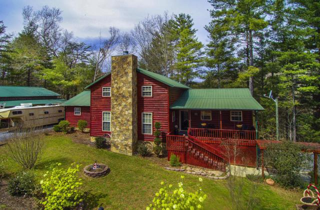 150 Quail Roost Drive, Cosby, TN 37722 (#1036768) :: Billy Houston Group