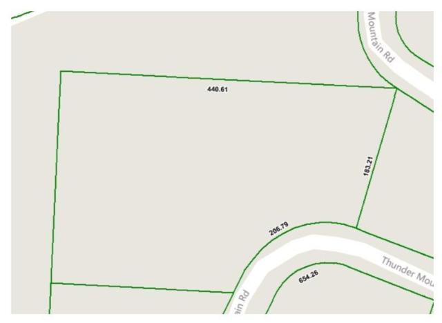 Lot 85 Thunder Mountain Rd, Sevierville, TN 37862 (#1038167) :: Billy Houston Group