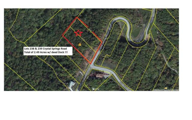 Crystal Springs Rd, Rockwood, TN 37854 (#1038489) :: Shannon Foster Boline Group