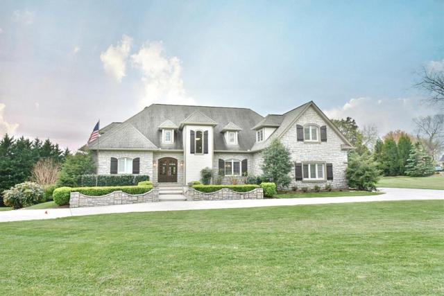 8558 River Club Way, Knoxville, TN 37922 (#1038836) :: Billy Houston Group