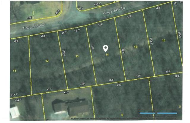 Lot 14 Piney View Drive, Spring City, TN 37381 (#1038882) :: Billy Houston Group
