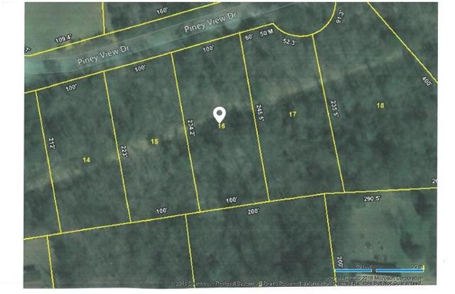Lot 16 Piney View Drive, Spring City, TN 37381 (#1038950) :: Billy Houston Group
