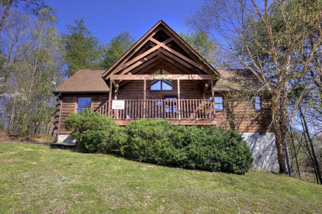 775 Kings Hills Blvd, Pigeon Forge, TN 37863 (#1039136) :: Billy Houston Group