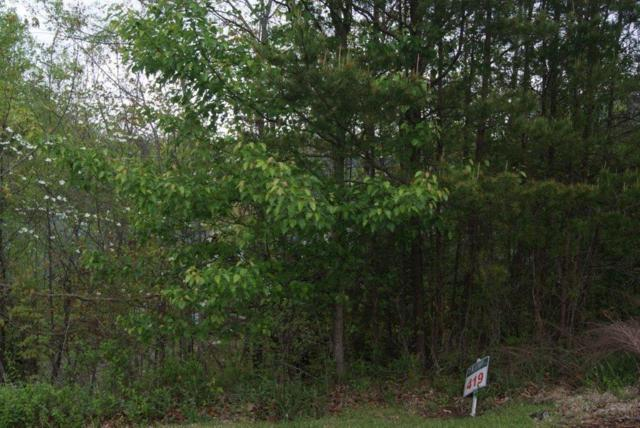 Lot# 419 Stone Ridge Way, Pigeon Forge, TN 37863 (#1039722) :: Shannon Foster Boline Group