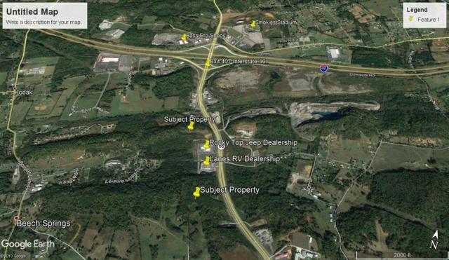 Parcel 066.00 Winfield Dunn Pkwy, Kodak, TN 37764 (#1040687) :: The Terrell Team