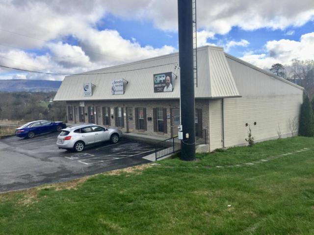 11729 Chapman Hwy, Seymour, TN 37865 (#1040871) :: SMOKY's Real Estate LLC