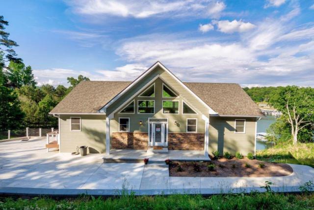 389 Lakesprings Drive, LaFollette, TN 37766 (#1042626) :: Billy Houston Group