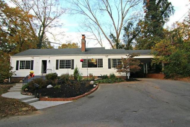 5007 Jacksboro Pike, Knoxville, TN 37918 (#1043319) :: Realty Executives Associates