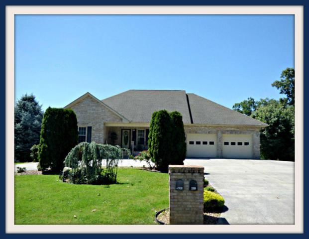 1159 Country Club Rd, Dandridge, TN 37725 (#1044813) :: Billy Houston Group