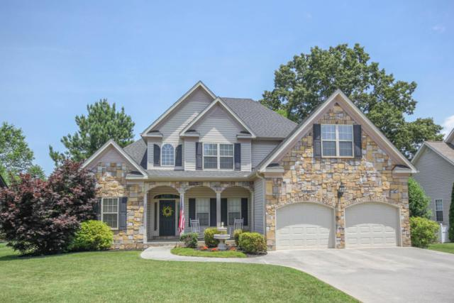2215 Ivy Ridge Lane, Maryville, TN 37801 (#1045074) :: Billy Houston Group