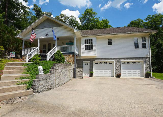 614 Monte Wood Circle, Pigeon Forge, TN 37863 (#1045807) :: Billy Houston Group