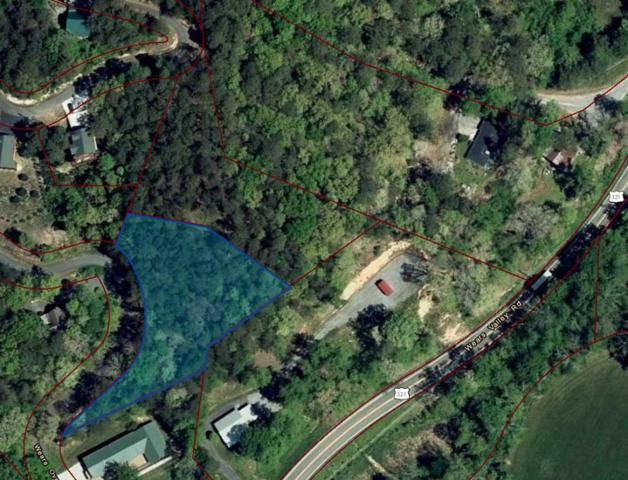 Lot 2b-1 Wears Overlook Lane, Sevierville, TN 37862 (#1046225) :: Billy Houston Group