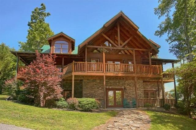 2906 Quiet Oak Way, Pigeon Forge, TN 37863 (#1046267) :: The Terrell Team