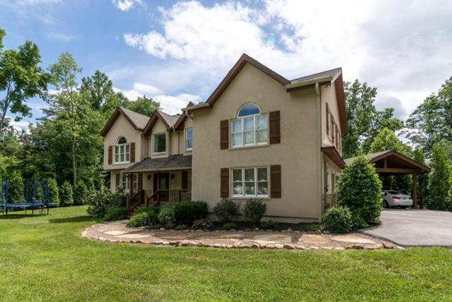 621 Tank Hill Rd, Gatlinburg, TN 37738 (#1046783) :: Billy Houston Group