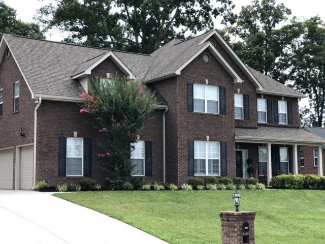 1004 Crown Ridge Lane, Powell, TN 37849 (#1047355) :: Billy Houston Group