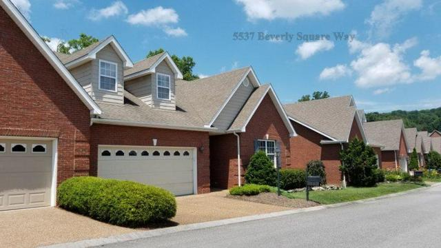 5537 Beverly Square Way #42, Knoxville, TN 37918 (#1047768) :: SMOKY's Real Estate LLC