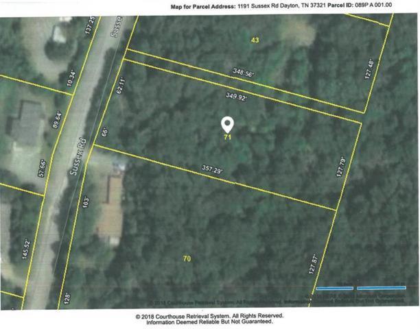 1191 Sussex Rd, Dayton, TN 37321 (#1048543) :: Billy Houston Group