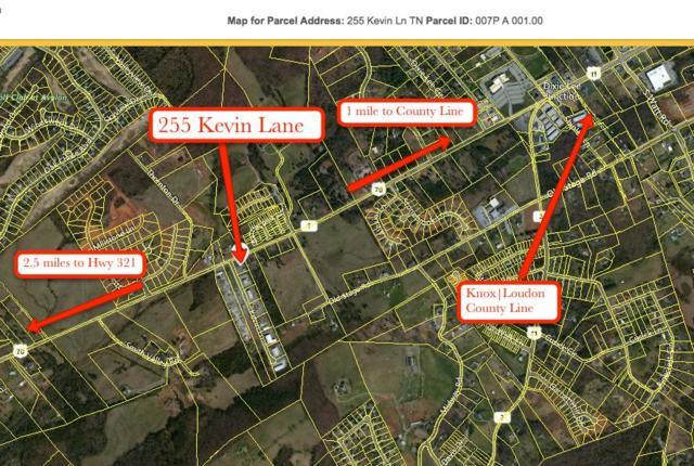 255 Kevin Lane, Lenoir City, TN 37772 (#1048742) :: Billy Houston Group