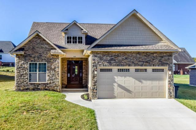 649 Berrywood Drive, Maryville, TN 37801 (#1049057) :: Billy Houston Group