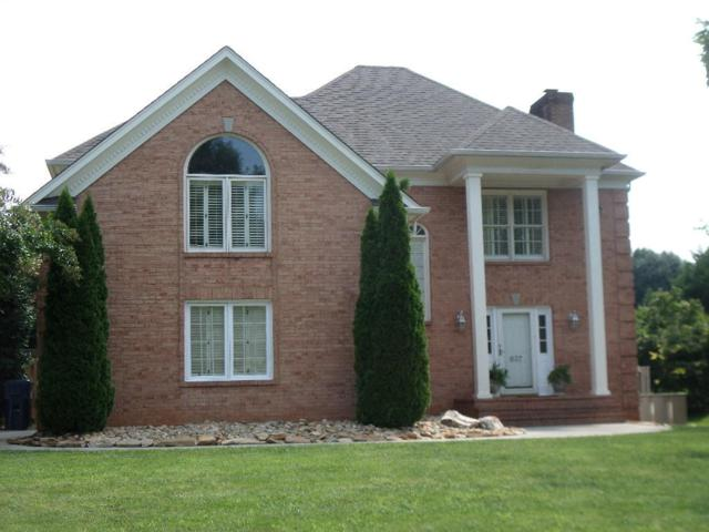 637 Sedgley Drive, Knoxville, TN 37922 (#1049193) :: Billy Houston Group