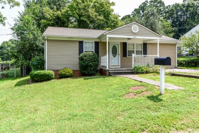 306 Norris Ave, Maryville, TN 37804 (#1049263) :: Billy Houston Group