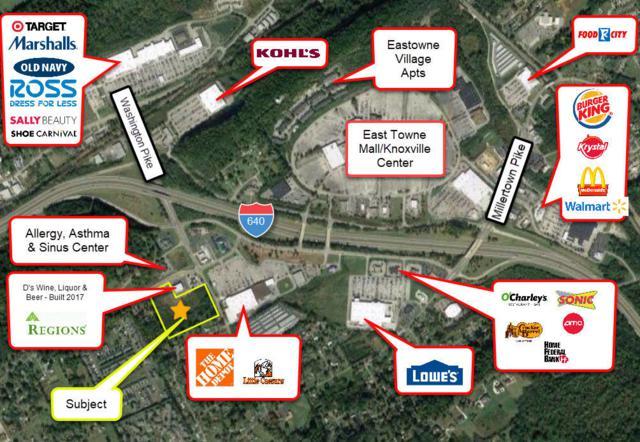 Washington Pike, Knoxville, TN 37917 (#1049409) :: Billy Houston Group