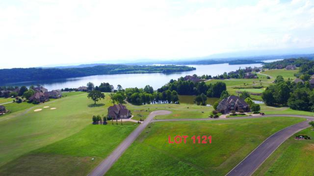 105 Grey Hawk Drive L1121, Vonore, TN 37885 (#1049925) :: SMOKY's Real Estate LLC