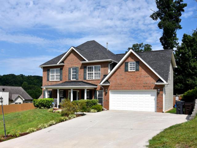 3027 Oakleigh Township Drive, Knoxville, TN 37921 (#1050443) :: Billy Houston Group