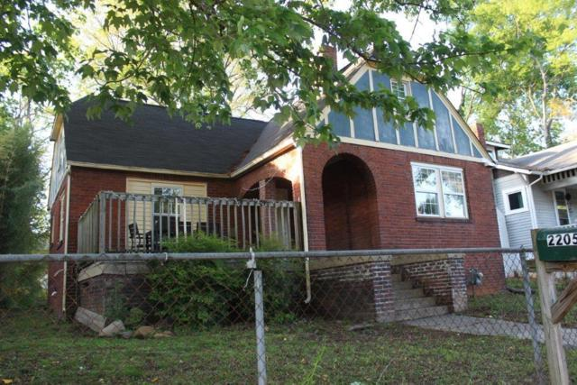 2205 Laurel Ave, Knoxville, TN 37916 (#1052243) :: Billy Houston Group